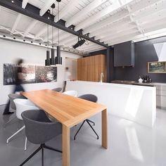 Cozinha Integrada #arquitetura #architecture #design #interiordesign #interiores #decoracao #cozinha #kitchen #arquiteto #inspiração #ideiascriativas #ideias  #encontrandoideias #arquiteturadeinteriores by kubi_arquitetura