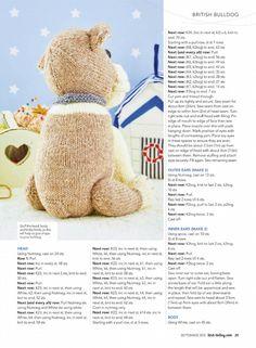 Knit Today №115 September 2015 - 轻描淡写 - 轻描淡写