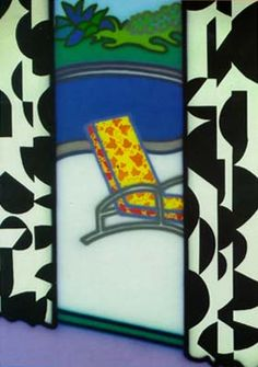 Howard Arkley Magnum Opus, Mondrian, Howard Arkley, Contemporary Artists, Modern Art, Musica Punk, Melbourne, Modigliani, Paintings I Love