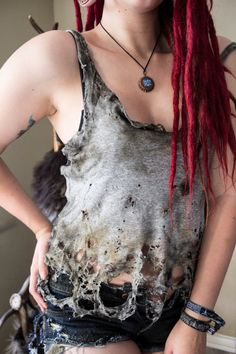 Post apocalyptic Mad max Wasted Shirt Just dirty up a shirt Post Apocalyptic Clothing, Post Apocalyptic Costume, Post Apocalyptic Fashion, Apocalypse Costume, Apocalypse Fashion, Post Apocalypse, Steampunk, Mad Max Costume, Marla Singer