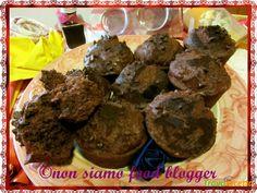 Muffin morbidi al cioccolato, ricetta senza burro  #ricette #food #recipes
