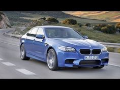 2013 BMW M5 by Driven Car Reviews - YouTube
