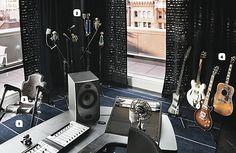home recording studio please