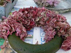 Diy Wreath, Door Wreaths, Deco Floral, Xmas, Diy Projects, Diy Crafts, Rustic, Create, Cabbage