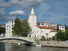 Church of the Assumption of the Blessed Virgin Mary, Crikvenica, Croatia