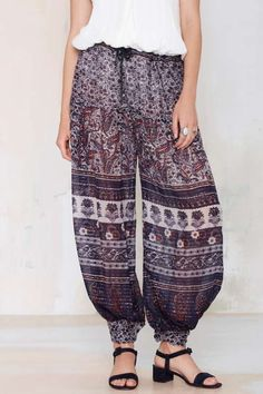 I honestly hated the pants at first but then I got my own and they are so comfy.  I'd rather wear these then sweats