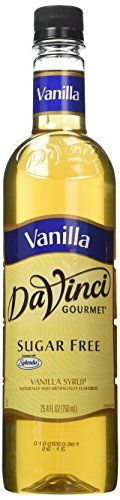 Da Vinci Sugar Free Original Vanilla Syrup (Plastic Bottle) *** Quickly view this special deal, click the image : Baking supplies