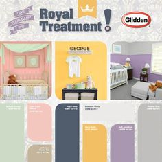 Glidden Royal Baby P