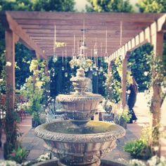 Hanging Mason Jar Candles -   Coordination:  Natalie Good of A Good Affair, Wedding & Event Production