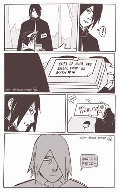 I wanted to draw something cute for the last chapter of garden but I instead jumped on the naruto meme bandwagon hah  http://gato-iberico.tumblr.com/image/123038470559