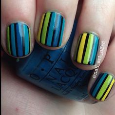 Instagram photo by nail_art_n3rd  #nail #nails #nailart