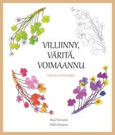 Ullan Luetut kirjat: Voiko värityskirja olla tietokirja?  Villiinny, vä...