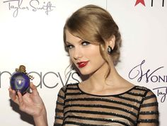 Wonderstruck by Taylor Swift is my favorite!  I smells so good in my line-up along with Dark Kiss and Reb'l Fleur