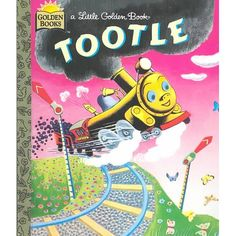 Booktopia has Tootle, A Little Golden Book Classic by Gertrude Crampton. Buy a discounted Hardcover of Tootle online from Australia's leading online bookstore. Parfait, Good Books, My Books, Thing 1, Little Golden Books, Vintage Children's Books, Vintage Stuff, Vintage Kids, Vintage Images