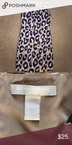 🌀Banana Republic🌀 dress Sz 6 EUC like new!! Super cute and stylish! Banana Republic Dresses Midi