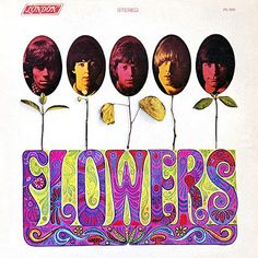 Rolling Stones Flowers – Knick Knack Records