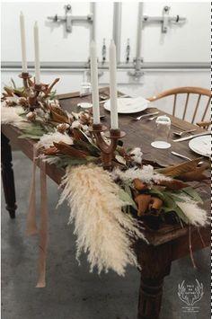 33 Best Floral Wedding Centerpieces Ever! - Amaze Paperie 33 Best Floral Wedding Centerpieces Ever! Geometric Wedding, Floral Wedding, Wedding Flowers, Boho Wedding, Wedding Bouquets, Dream Wedding, Wedding Dresses, Flower Decorations, Wedding Decorations