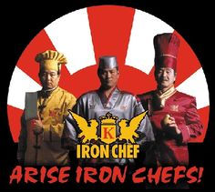 The original (from Japan) Iron Chef show & the best!