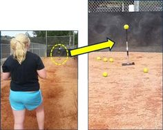 Fastpitch Softball Pitching Drill - free drill to help you improve your control