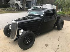 1934 Ford High Boy Street Rod Updated Info Pics Gibbons 427 Bb