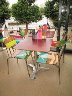 chairs for wahaca London