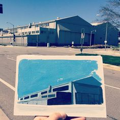 'Hercules' -unfinished attempt to capture the giant hangars at Playa Vista that Howard H...
