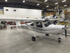 2011 Cessna 162 Skycatcher for sale in (EFD) Houston, TX USA => http://www.airplanemart.com/aircraft-for-sale/Light-Sport-Aircraft/2011-Cessna-162-Skycatcher/11888/