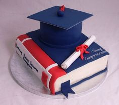 Gardners Cakery - Graduation Cakes - Its all about cake College Graduation Cakes, Graduation Party Decor, Graduation Ideas, Funny Birthday Cakes, Funny Cake, Cake Structure, First Communion Cakes, Paris Cakes, Book Cakes