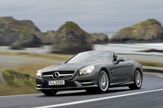 2013 Mercedes Benz SL Officially Revealed: Specs and Features