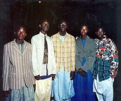 Patrick Cariou - Dakar Chic: an homage to the people of Leopold Sedar Senghor, 2002