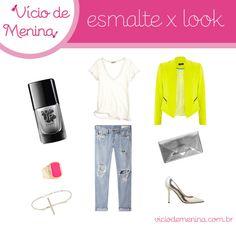 Look: Evento fashion