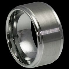 brushed ring
