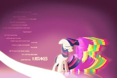 Wow, it seems like every time I make a new wallpaper now, I'm taking new directions in my style. I really like the more minimalistic styl. Wallpaper Pictures, New Wallpaper, Mlp, Mistakes, Twilight, Pony, Funny Memes, Deviantart, Movie Posters