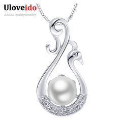 Find More Pendants Information about Collar de Perlas y Animales Prndant Para las Mujeres,Swan Eye Crystal Necklaces & Pendants Charms for Girls Women Lady's N1095,High Quality charms chocolate,China charm needle Suppliers, Cheap charm china from Ulovestore Fashion Jewelry on Aliexpress.com