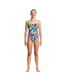 Women's Diamond back one-piece swimsuit - Frosty Fruit Frosty Fruit, Lap Swimming, Wild Waters, Cut Out Shapes, Swimsuits, Swimwear, Simple Style, One Piece Swimsuit, Trunks
