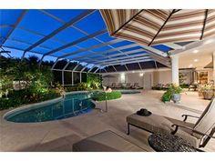 covered pool Fla