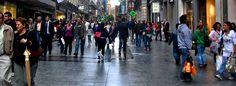 Cómo los cambios de consumo están modificando el centro de las ciudades, su comercio y sus tiendas