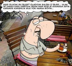Boş Adam Karikatürü Şeref Efendiler