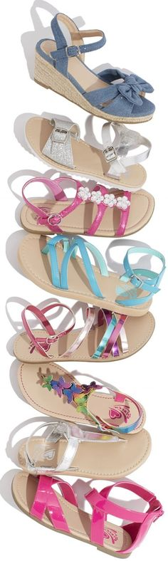 Girls' fashion | Sandals | Kids' shoes | Wedges | The Children's Place