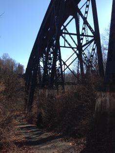 Blackwater Creek Trails, Lynchburg, VA