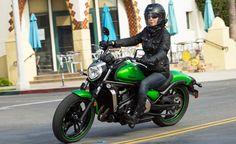 2015 Kawasaki Vulcan S First Ride Review – Female Perspective