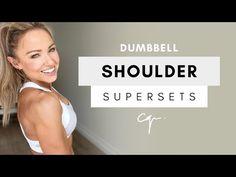 Tone Arms Workout, Bum Workout, Belly Fat Workout, Shoulder Workout At Home, Hiit Abs, Tabata, Cardio, Dumbbell Shoulder, Shoulder Exercises