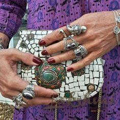 bolsa marfim, bohobag, bag indian