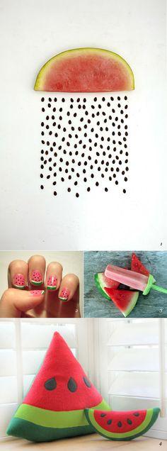 watermelon roundup by Jamie Bartlett