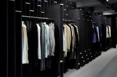 NL = New Luxury store design