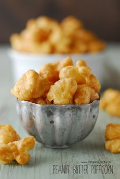 Peanut Butter Puffcorn Recipe