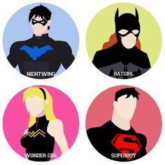 young justice they are BAMF