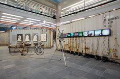 Peter Weibel - Medienrebell  Warnung! Diese Ausstellung kann Ihr Leben verändern. - von 17.10.2014 bis 18.01.2015 - 21 er Haus Museum, Box Art, 18th, Contemporary Art, House, Museums