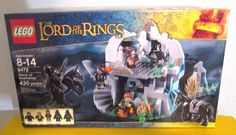 LEGO 9472 The Lord of the Rings Attack on Weathertop 430 PCS 2012 Retired NEW #LEGO