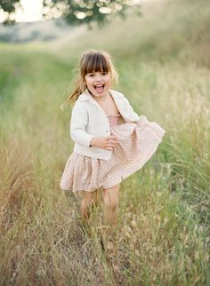 the girl run